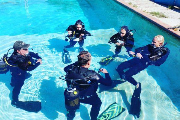 Pool sessions