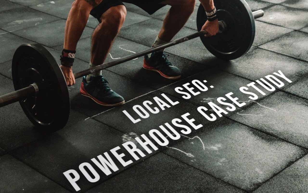 Local SEO case study with Powerhouse Gym | ADventure Marketing digital marketing agency in Tampa