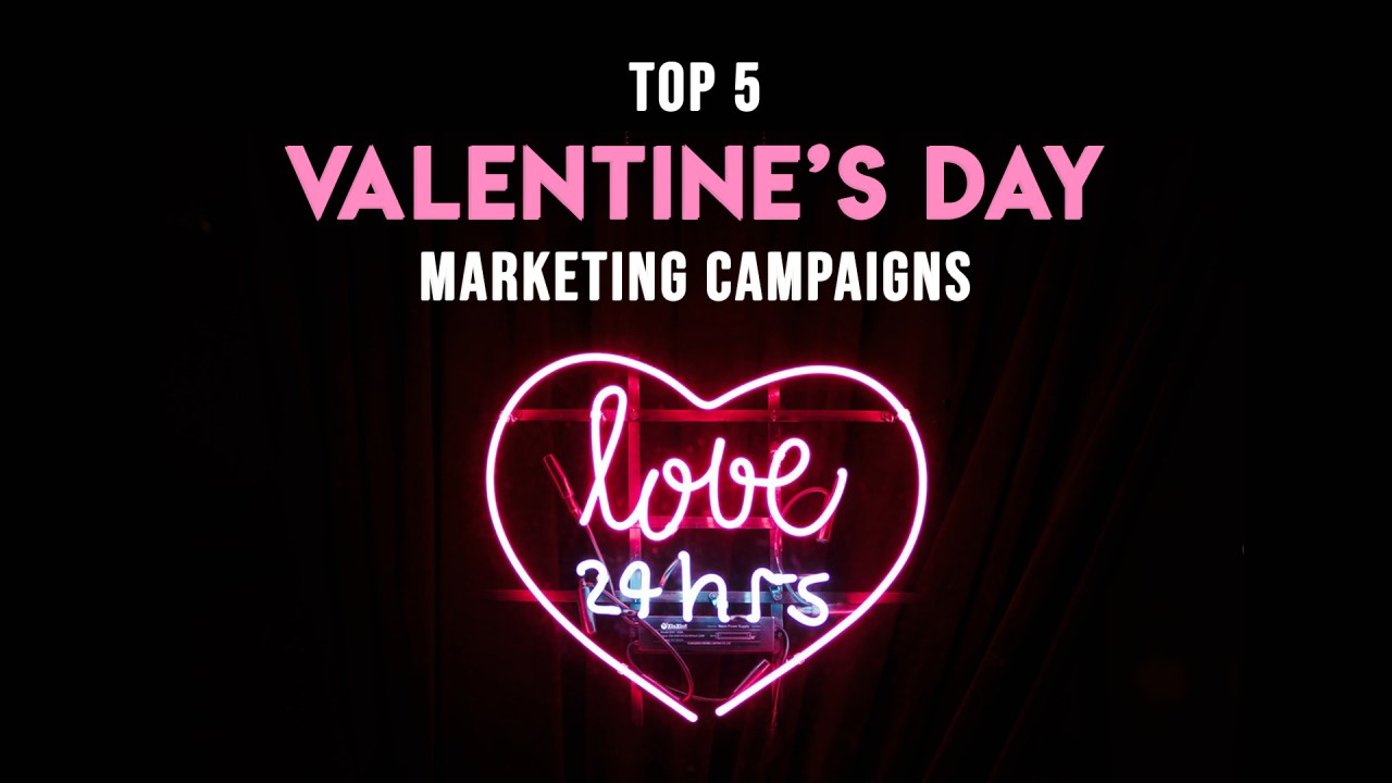 Valentine's Day Marketing| Adventure Marketing