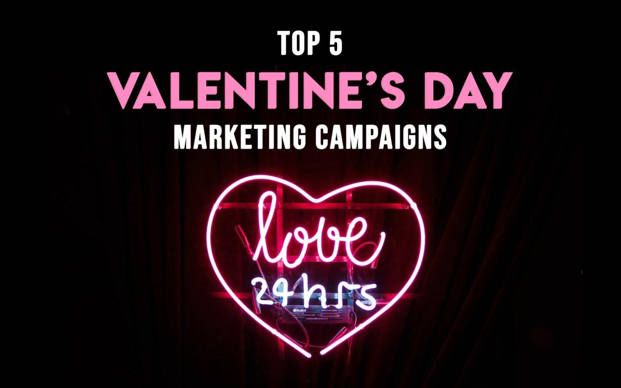 Valentine's Day Marketing| Adventure Marketing