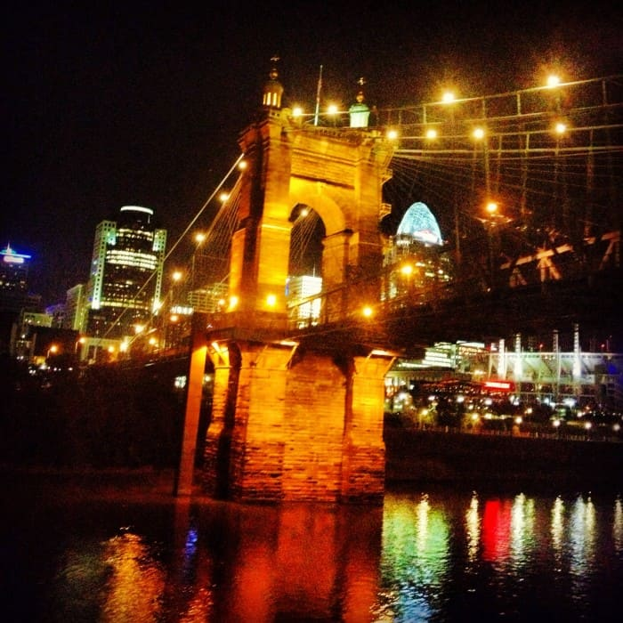 Cincy bridge