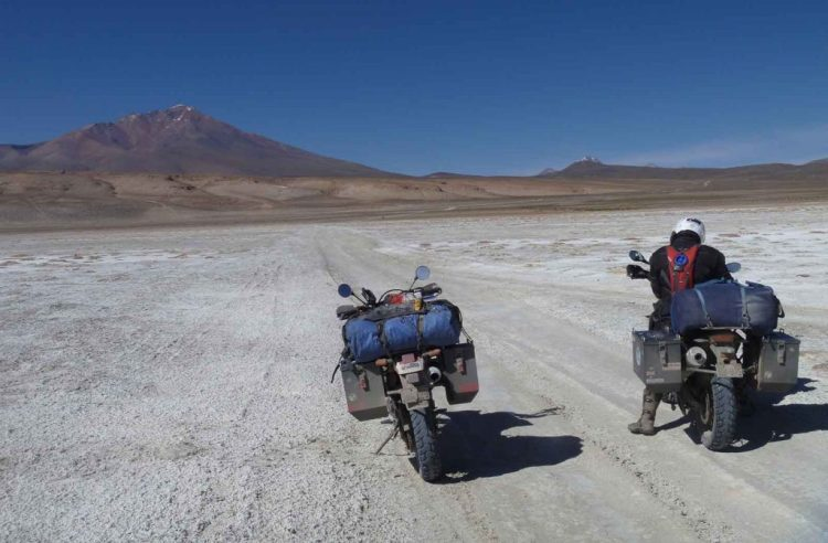 Adventure Motorcycle Touring Guide on Riding in Bolivia