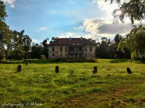 Pałac w Plawowiach