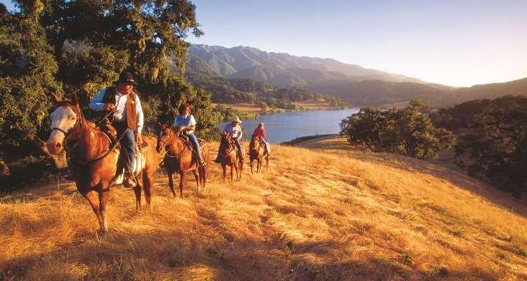 Dude Ranch Association/AdventurevOutdoors