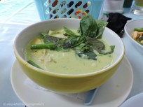 Lunch in Phuket, green curry. This is in the running for best thing I've eaten, ever.