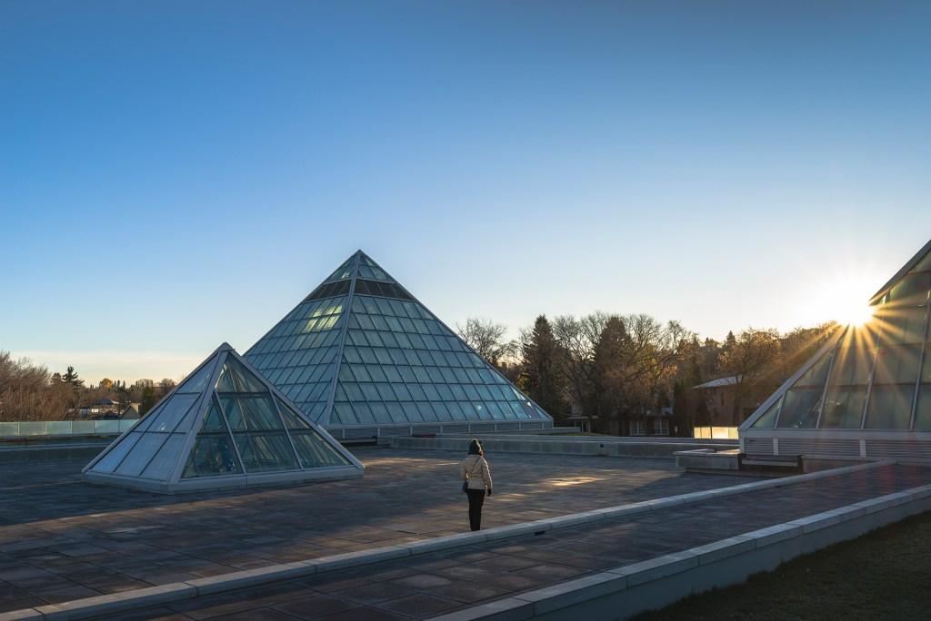 Edmonton Pyramids