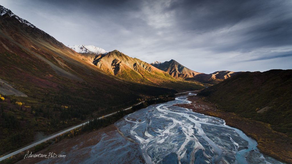 Veins of the Land. Alaska Photography