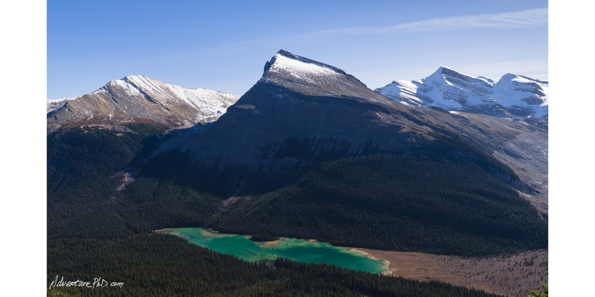Adolphus Lake, Mount. Robson Provincial Park