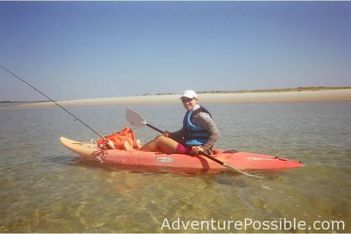 kayakfishing