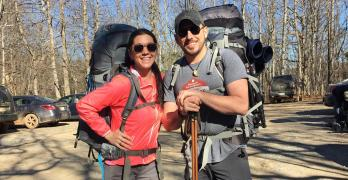 3 days down and a Blood Mountain to climb!!!!