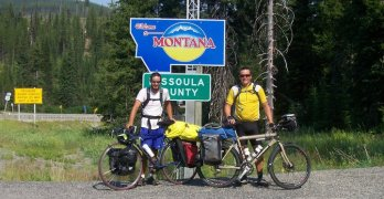 How Long Does it take to Bike Across America?