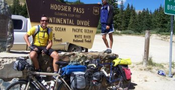 How much does it cost to bike across America?