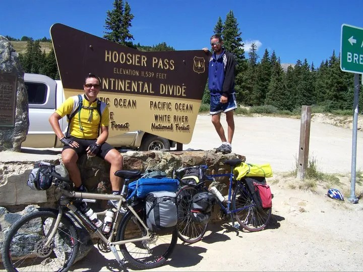 How much does it cost to bike across America? It depends :-)
