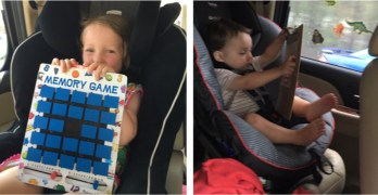 Tips to Keep the Kids Entertained on Long Car Rides