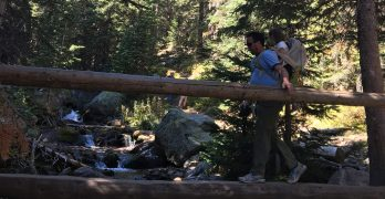 My Love/Hate Relationship: Hiking with Young Kids