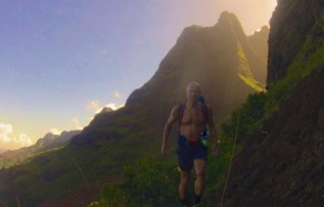 Wandern auf dem Kalalau Trail
