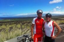 Training Ride mit Marco