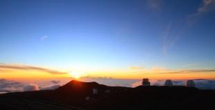 Mauna Kea Sunset 3