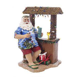 Santa at Peterman's Pub