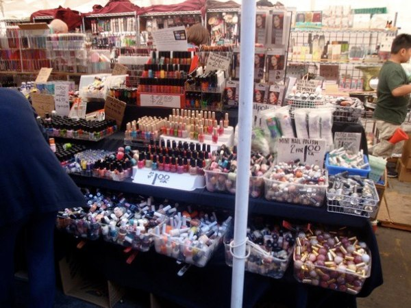 Street Fair Cosmetics | Adventures in Polishland