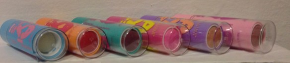 Baby Lips Colors