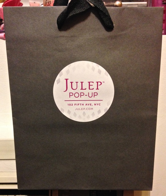 Julep Pop Up