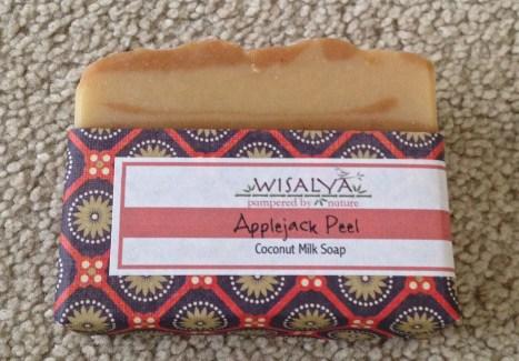 Wisalya Apple Jack Soap