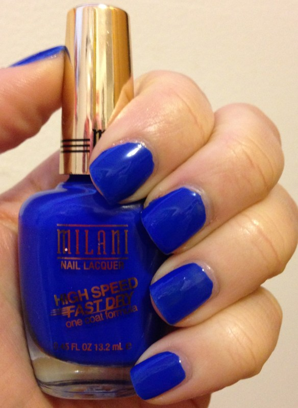 Milani – Blue Zoom
