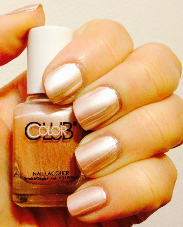 Color Club – Gold Struck