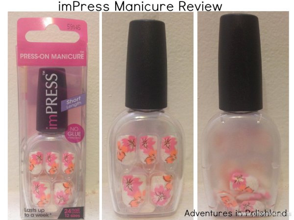 imPress Manicure Review | Adventures in Polishland