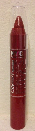 City Proof Twistable Intense Lip Color in Roosevelt Island Red