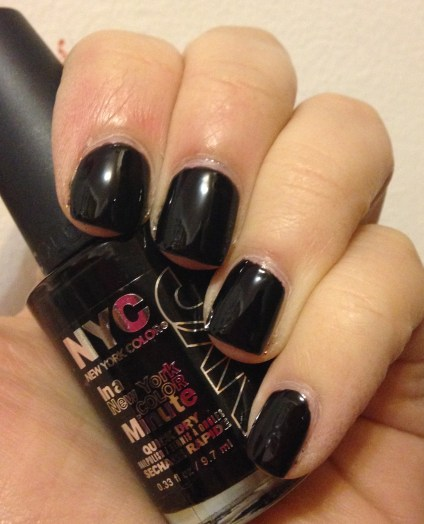 NYC New York Color – Black Elixir