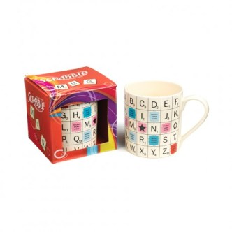 Wild & Wolf Scrabble Tile Mug