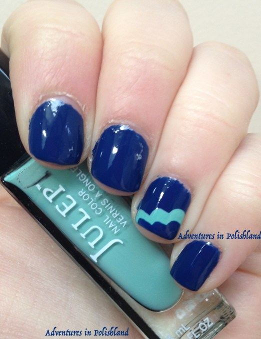 Julep Cloud Manicure | Adventures in Polishland