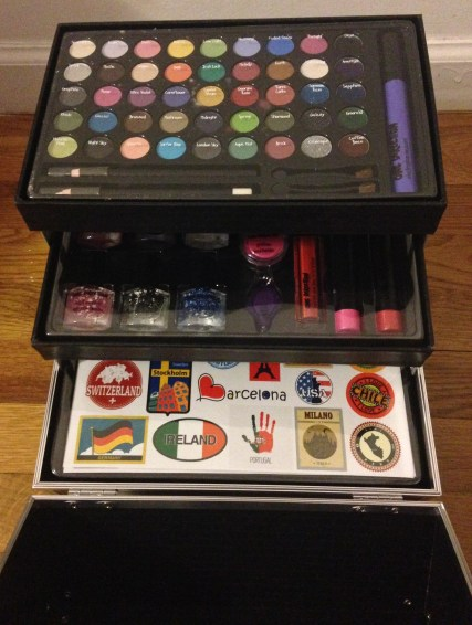 Makeup by One Direction Limited Edition Tour Case Review