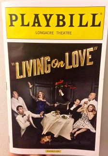 Broadway | Living on Love