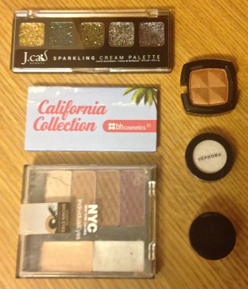 Eyeshadows | Huge Makeup Destash!