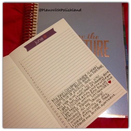 How to Use the Erin Condren Perpetual Calendar | #PlanWithPolishland