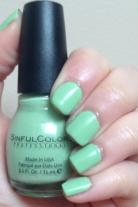 SinfulColors –Chalk it Up
