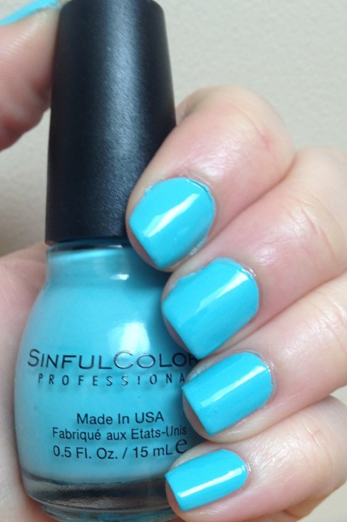 SinfulColors – Summer S-cool