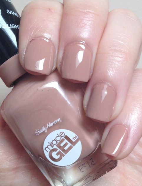 Sally Hansen Miracle Gel – Totem-ly Yours