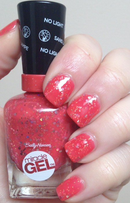 Sally Hansen Miracle Gel – Miss Wanderlust