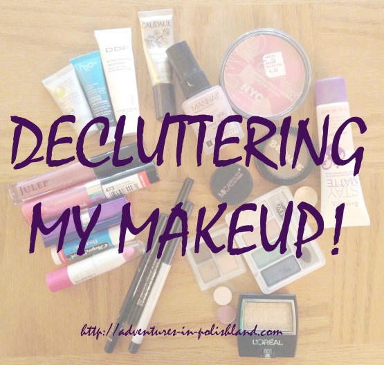 Decluttering My Makeup | How to Destash in 3 Easy Steps