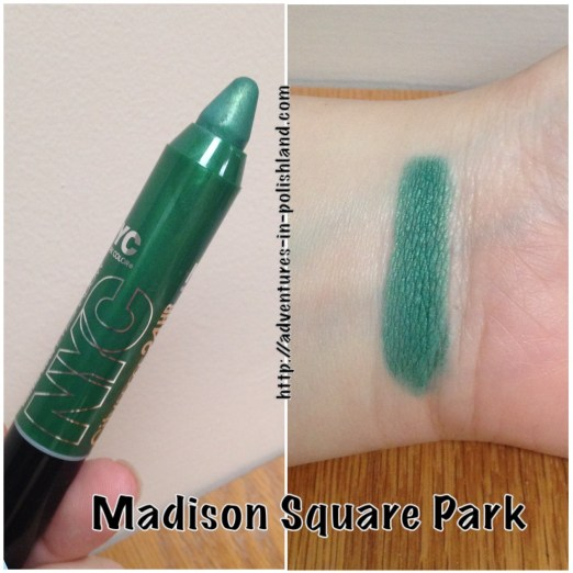 NYC New York Color City Proof 24Hr Waterproof Eyeshadow –  Madison Square Park