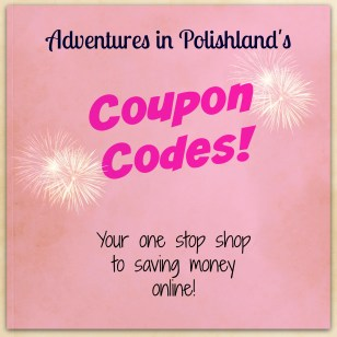 Adventures in Polishland Coupon Codes