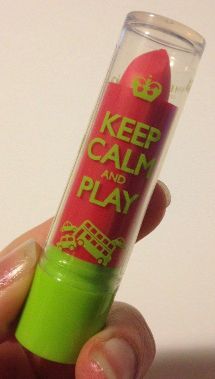 Rimmel London – Keep Calm and Play