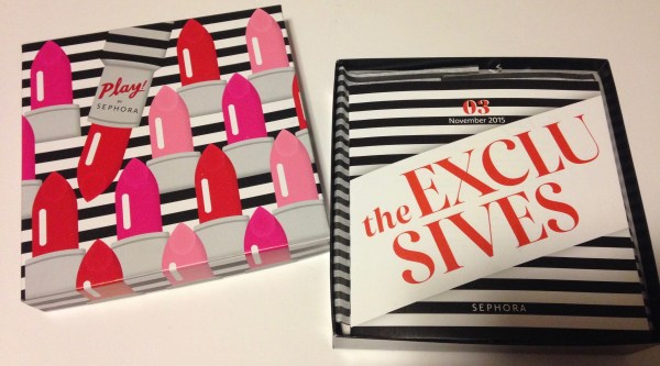 November PLAY! by Sephora Unboxing | $40 Value for $10