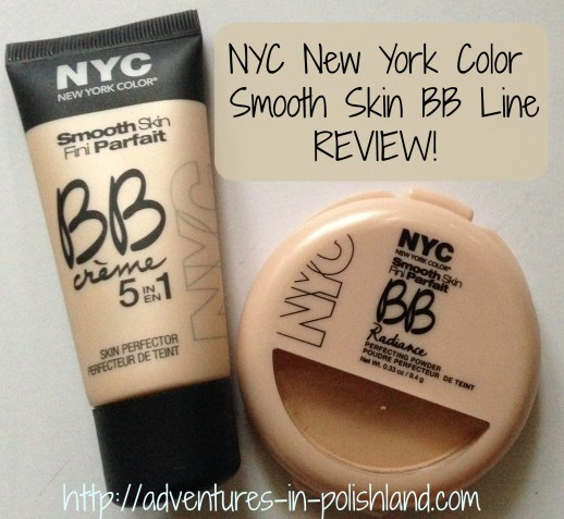 NYC New York Color Smooth Skin BB Créme and BB Radiance Perfecting Powder Review