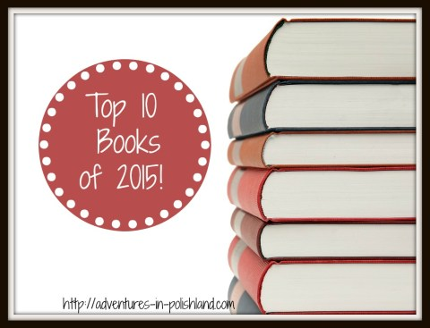 Top 10 Books of 2015!