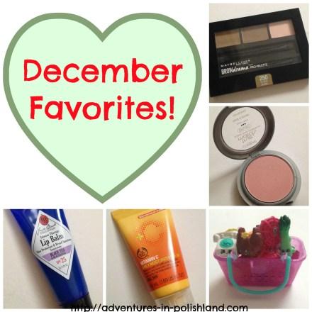 December Favorites! | Beauty, Skincare, & More!